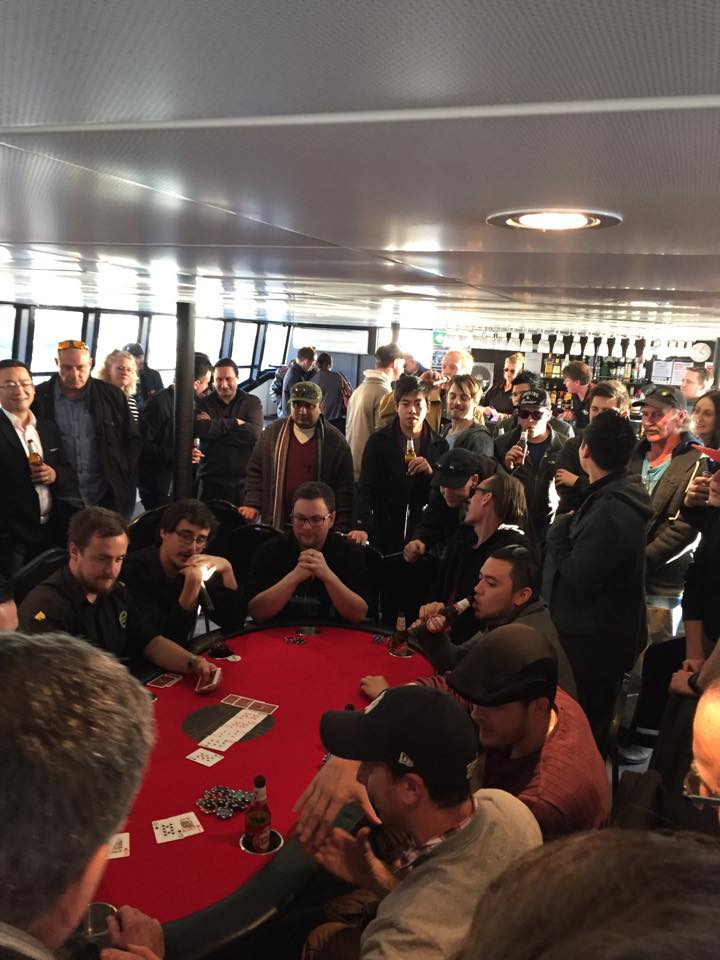 Poker Cruise Melbourne
