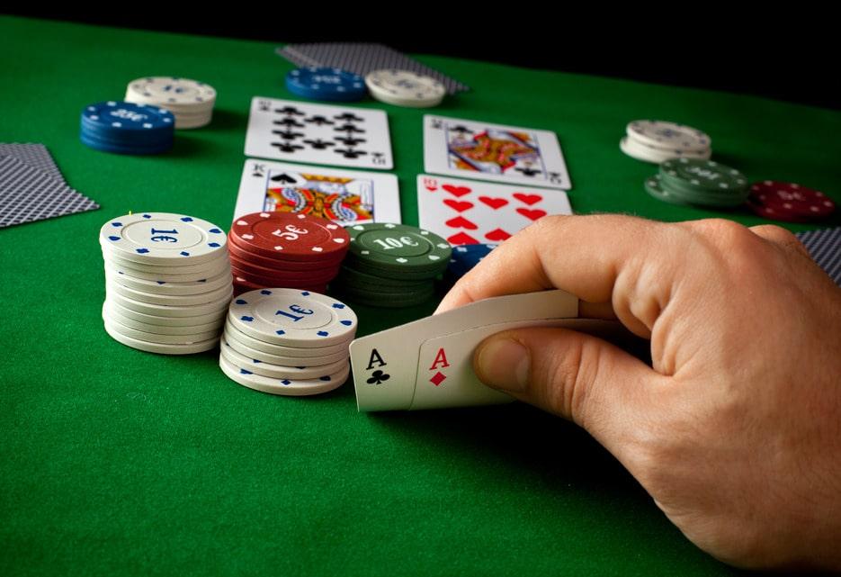 poker player dan harrington
